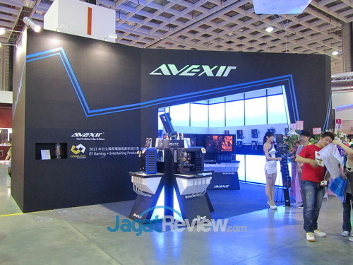 Booth Avexir