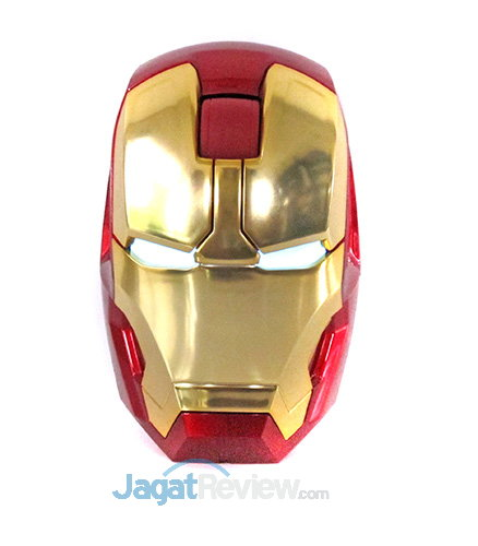 E-Blue Iron Man Mouse