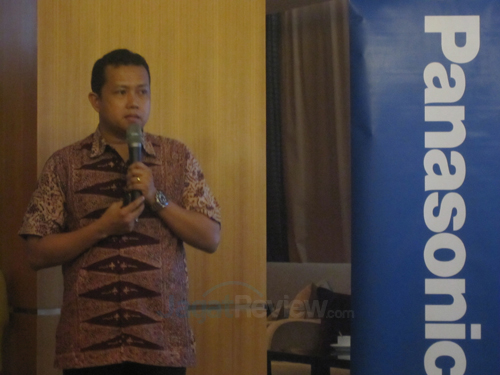 Hot Asi Eben Ezer Nababan, Sales & Marketing Manager, PT Panasonic Gobel Indonesia