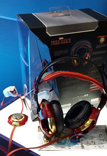 Eblue Iron Man Headset