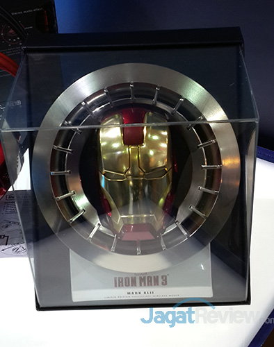 Eblue Iron Man Mouse Case