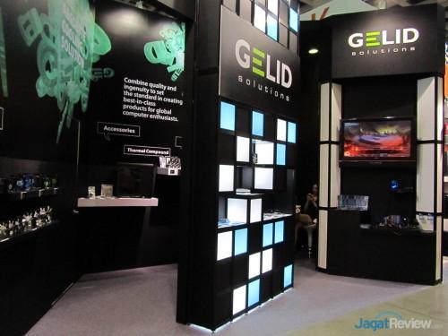 Gelid Booth Raid - Computex 2013 (1)