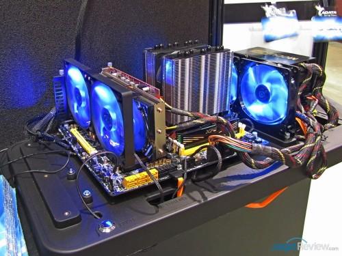 Gelid Booth Raid - Computex 2013 (10)