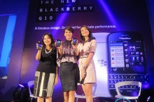 BlackBerry Resmikan BB Q10 di Indonesia!