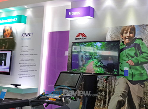 Kinect for Fitness