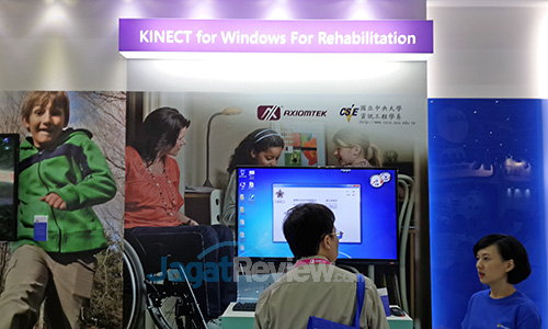Kinect for Rehabilitation