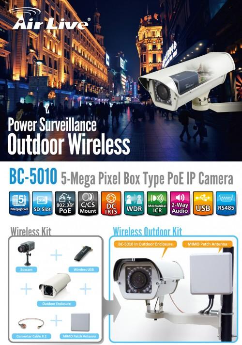 Outdoor-Wireless-IP-Surveillance-Solution
