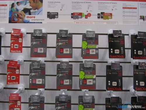 Sama seperti SD Card, Micro SD dari SanDisk juga dibagi ke beberapa tipe sesuai dengan kebutuhan penggunanya.