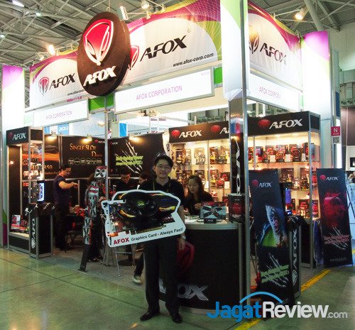 afox booth