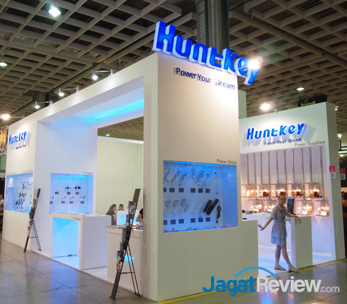 huntkey booth