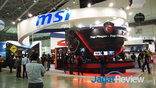 msi booth