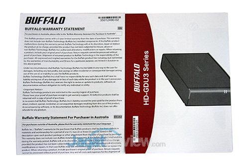 Buffalo Drivestation DDR - Dokumentasi