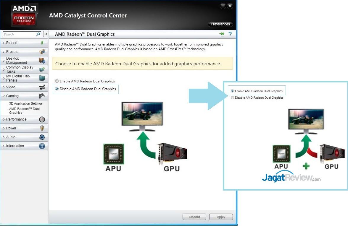 Radeon HD 7730 Dukung AMD Dual Graphics dengan APU?   Jagat