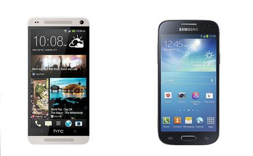 HTC-One-&-Galaxy-S4-Mini