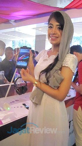 Sony Xperia Z dan M Launch