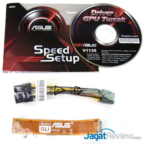 asus gtx 780 dcuii oc sales package