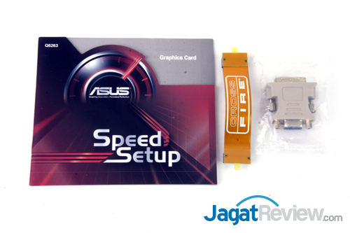 asus hd 7790 dcuii oc sales package