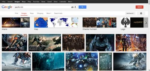 google images - result