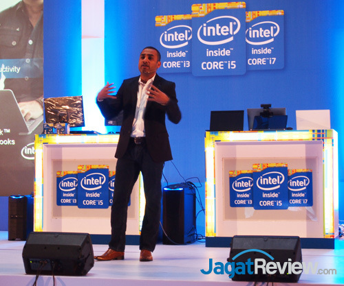 intel haswell indo launch uday marty
