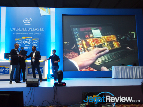 intel haswell indo launch voice command