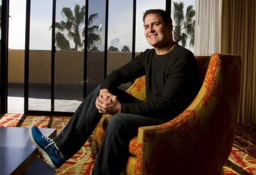 Mark Cuban - Dallas Mavericks Owner