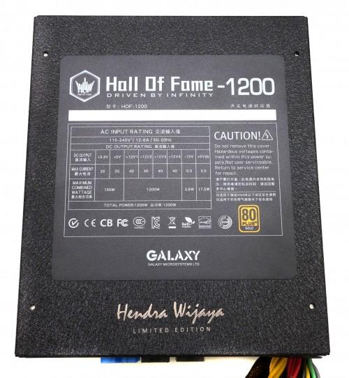 GALAXY HOF 19