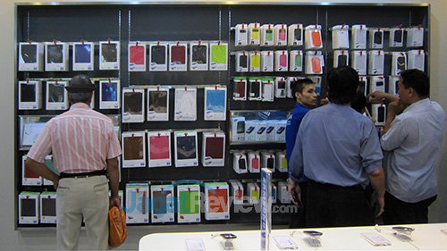 Samsung Experience Store - Accecories