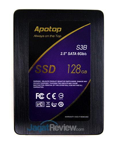 Tes Perbandingan SSD - Apotop