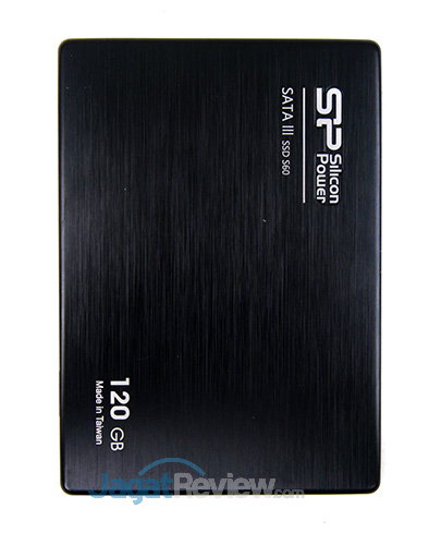 Tes Perbandingan SSD - Silicon Power