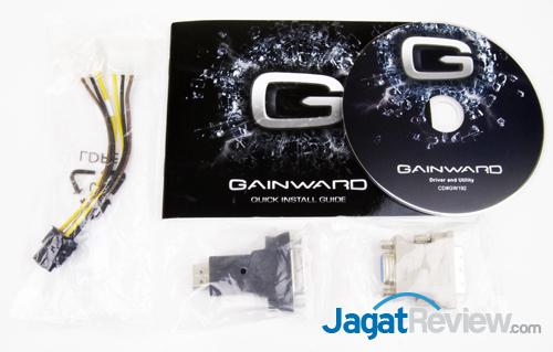gainward gtx 760 phantom sales package