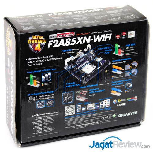 gigabyte f2a85xn-wifi back box