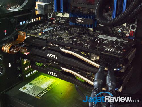 nvidia gtx 760 sli on system
