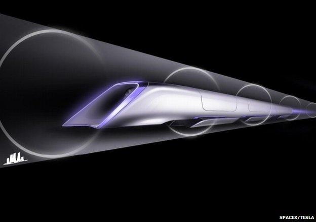 Laju Transportasi Umum Dapat Setara dengan Kecepatan Suara | Jagat ...