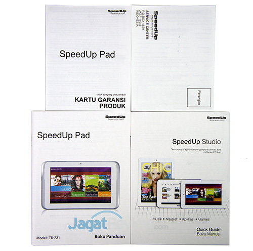 SpeedUp Pad Phone - Dokumentasi