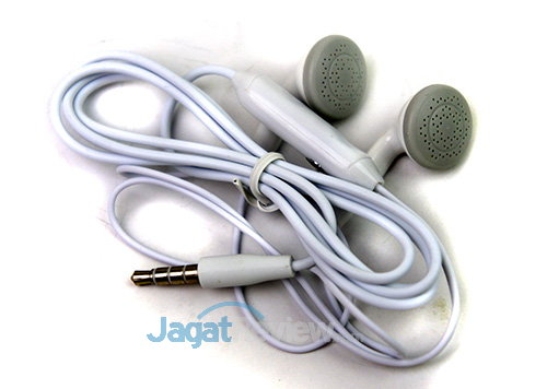 SpeedUp Pad Phone - Earphone