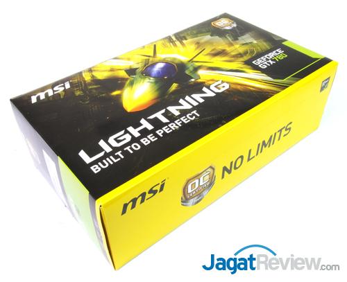 msi gtx 780 lightning front box