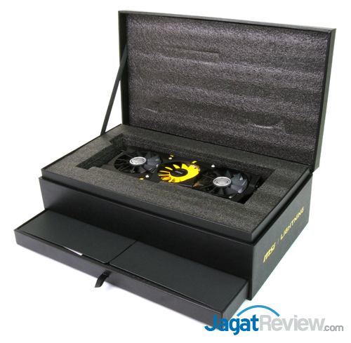msi gtx 780 lightning internal box opened