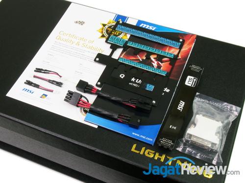 msi gtx 780 lightning sales package