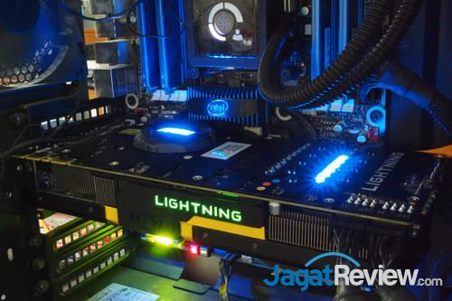 msi gtx 780 lightning side led green