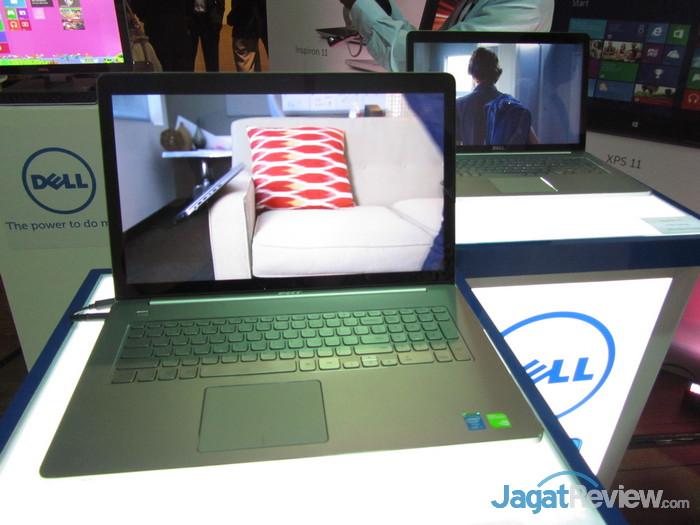 Inilah Produk Baru Dell Yang Diperkenalkan Di Acara Di