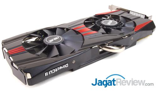 Review ASUS Radeon R9 280X DirectCU II TOP: Performa Tahiti