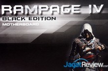Preview ASUS Rampage IV Black Edition
