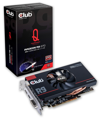 club3d r9 270 royalqueen 955 5600