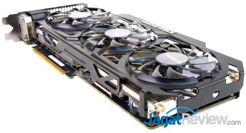 Review Gigabyte GTX 780 Ti Windforce 3X OC: Gaming Kencang dengan Full