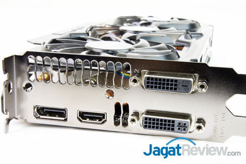gigabyte gtx 780 ti windforce 3x oc display connector