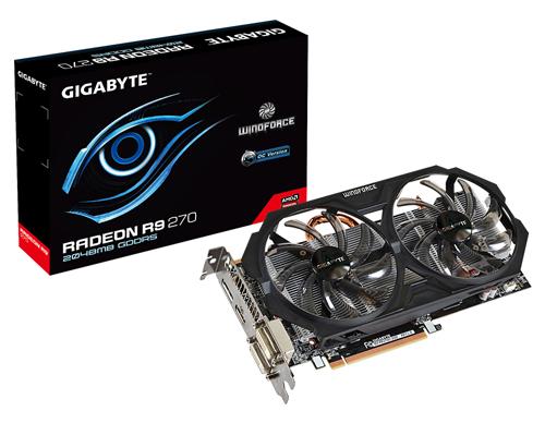 gigabyte r9 270 winforce 2x oc 975 5600