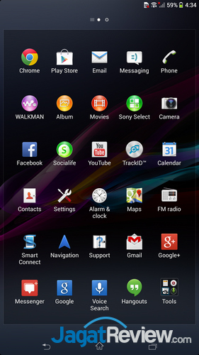 Review Sony Xperia Z Ultra: Android Layar Besar Tahan Air