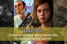 30 Momen Gaming Paling Memorable di Generasi Gaming Saat Ini..