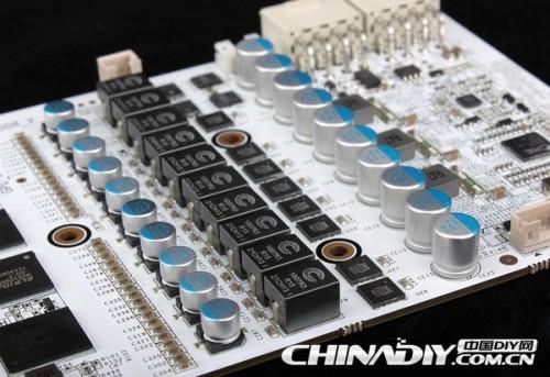 VRM pada GTX 780 HOF. *Gambar disadur dari: chinadiy.com.cn*