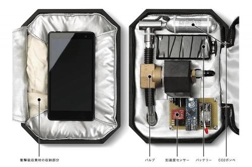 Honda-Smartphone-Case-N-Airbag
